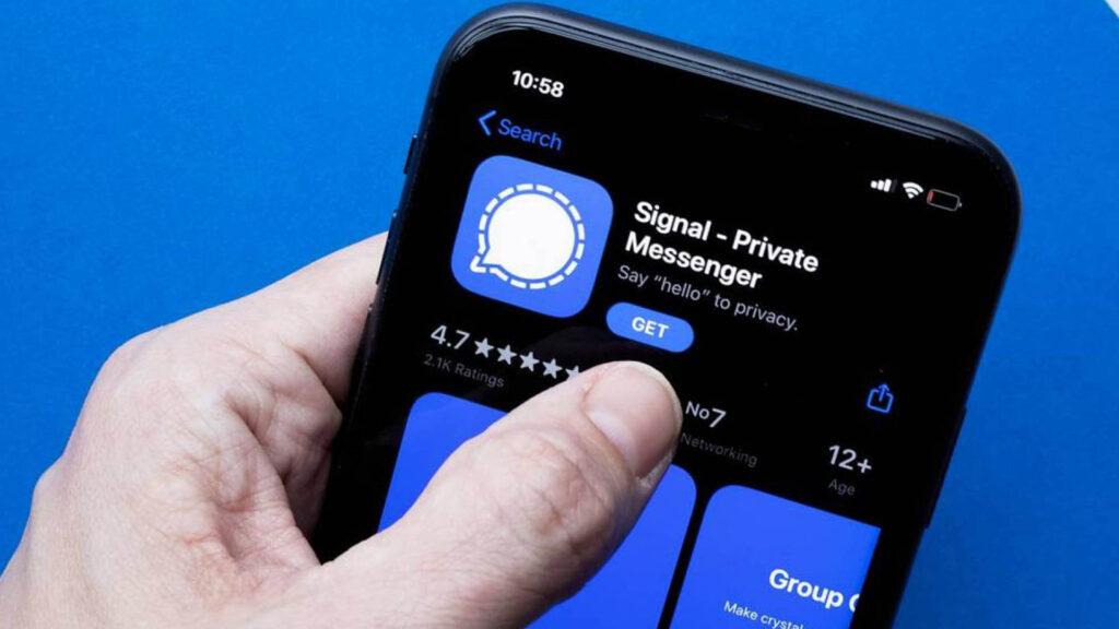 سیگنال جایگزینی برای واتساپ!