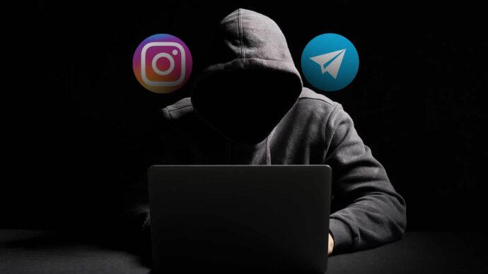 چگونه بفهمیم در تلگرام و اینستاگرام هک شدهایم؟