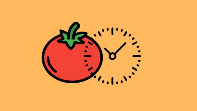 با تکنیک گوجه فرنگی، زمان تو مشتته!