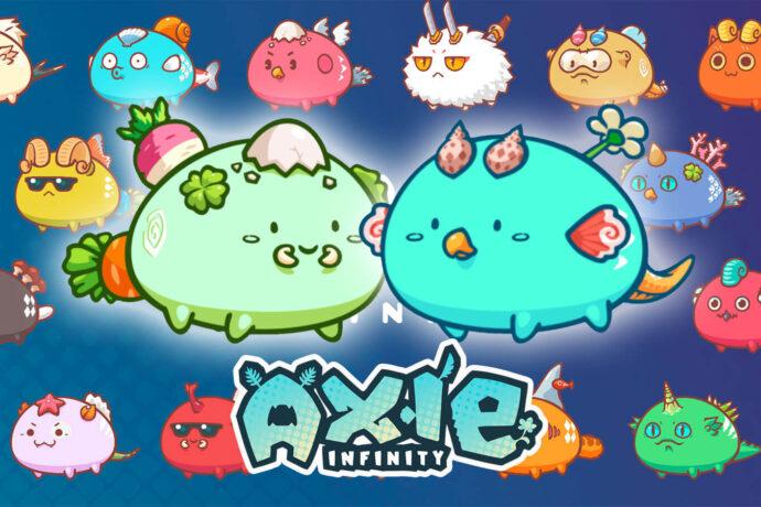 راهنما کامل بازی Axie Infinity