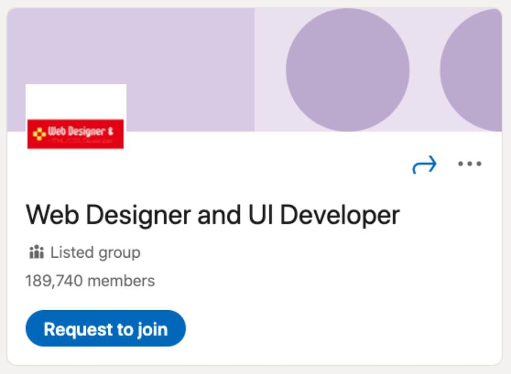Web Designer and UI Developer