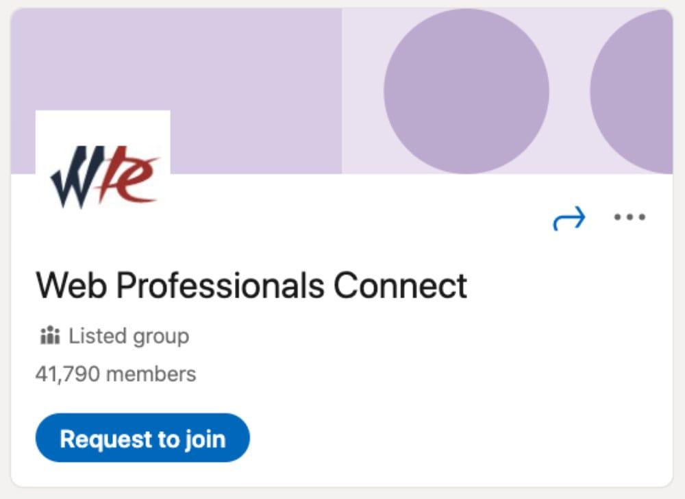Web Professionals Connect