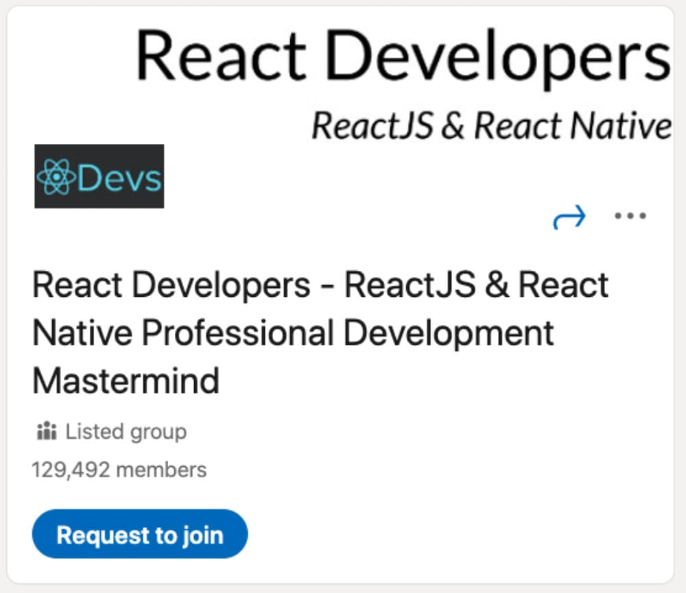 React Developers