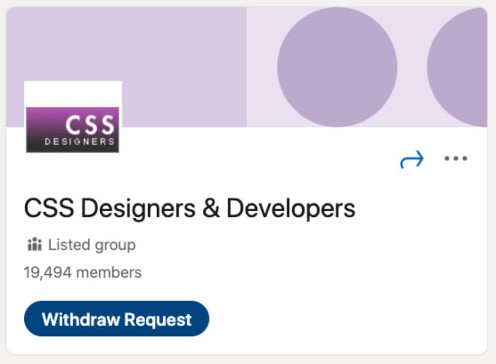 CSS Designers & Developers