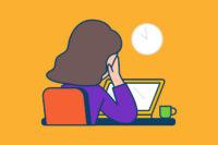 وقتی از زندگی خستهایم، چیکار کنیم؟ + ۴ روش برای مقابله با خستگی